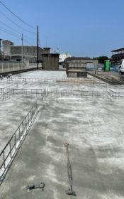 2×4(枠組み壁工法)で事務所の新築工事 その5