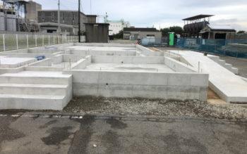 2×4(枠組み壁工法)で事務所の新築工事 その7